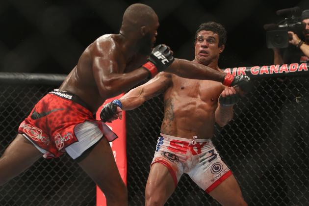 Vitor Belfort: Fight with Michael Bisping Not Confirmed, 'All Rumors'