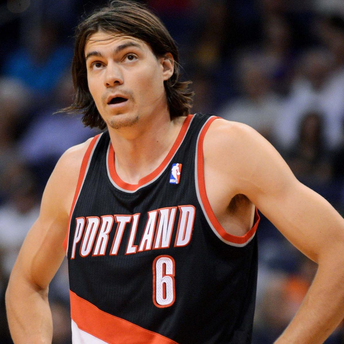 Portland Blazers Roster 2012: Adam Morrison: Will Draft Bust Retire After Being Cut By