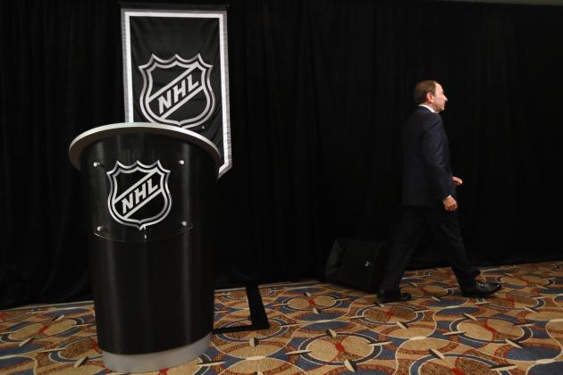 NHL Cancels Additional Games: It's Time for Gary Bettman and Donald Fehr to Go