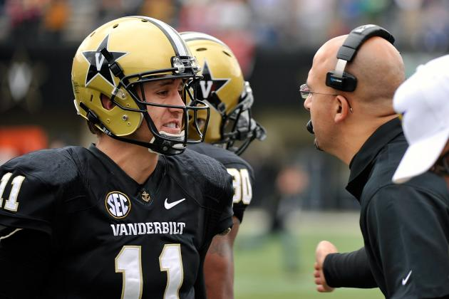 Vanderbilt Football: James Franklin Has to Stop 'Cute' Style Offense