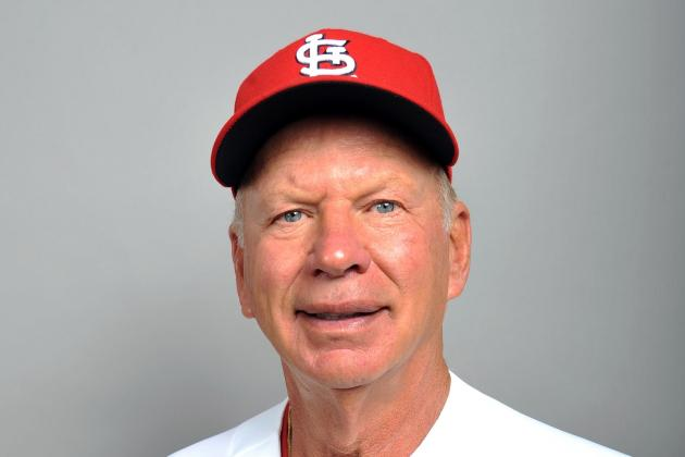 Cardinals Let Bullpen Coach Go