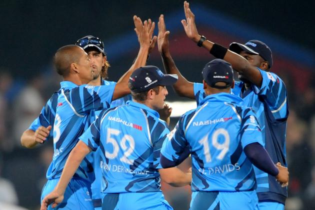 Sixers vs. Titans: Recap, Score & More from Champions League T20 2012 Semifinal