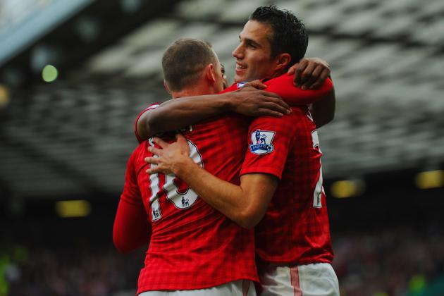 Why Rooney and Van Persie Must Start Together Against Chelsea