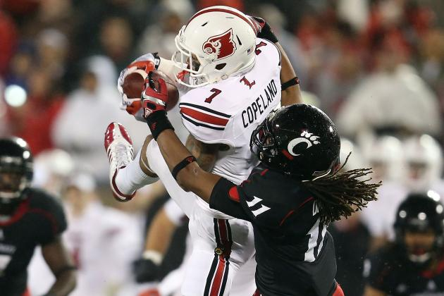 Cincinnati vs. Louisville: Live Scores, Analysis and Results