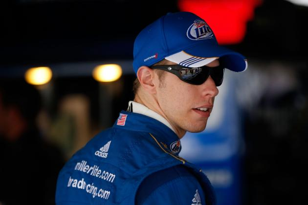 Brad Keselowski's Point Lead in Jeopardy at TUMS Fast Relief 500