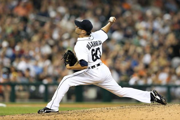 2012 World Series: Why Brayan Villarreal Is Losing It for the Tigers