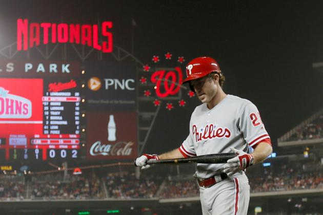 Philadelphia Phillies: Chase Utley's Upcoming Contract Year a No-Win Situation
