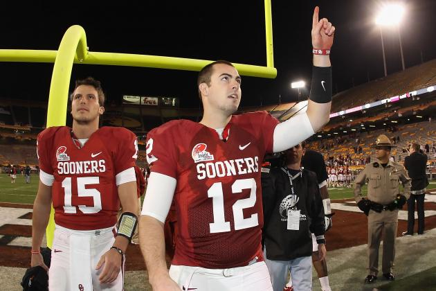 Notre Dame vs. Oklahoma: Landry Jones Will Lead Sooners Past Irish