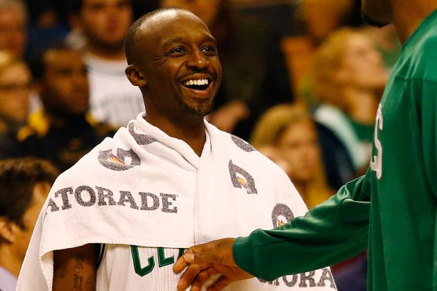 Jason Terry Is Actually Learning to Love Practice