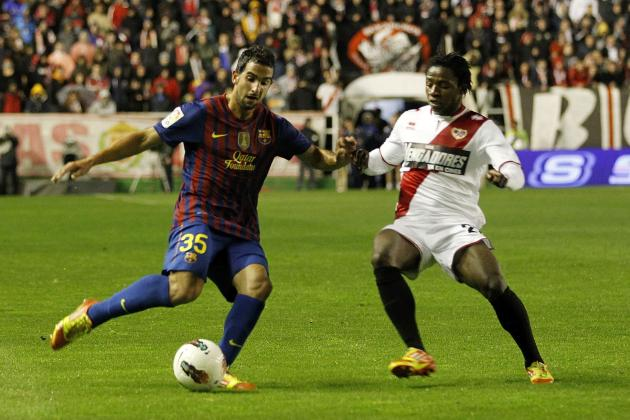 Rayo Vallecano 0-5 Barcelona: Leo Messi and Cesc Fabregas Run Riot in Vallecas