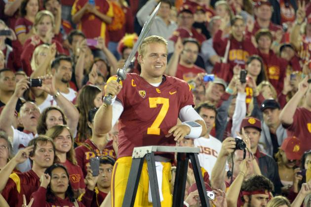 USC vs. Arizona: Trojans' Win Will Build Momentum Leading Up to Oregon Showdown