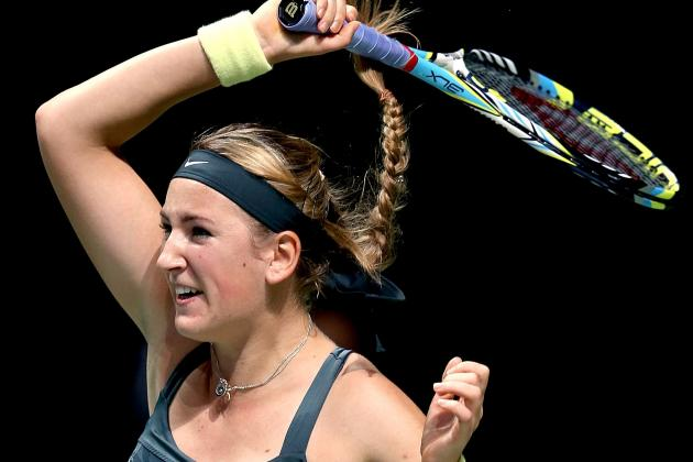 Azarenka Retains No. 1 Ranking with WTA Win