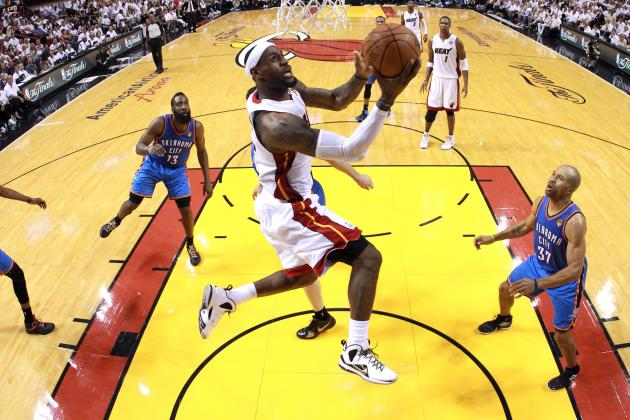 LeBron James: Voicing Goal of Being Greatest NBA Player Ever Is Misguided