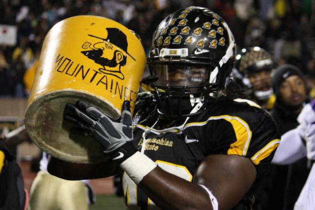 Appalachian State vs. Western Carolina: Battle for the Old Mountain Jug