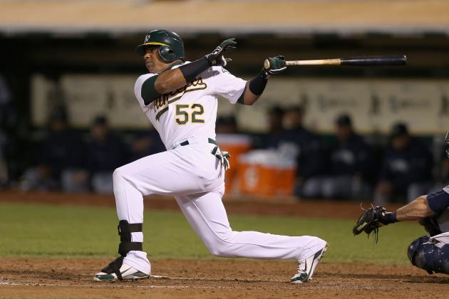 Oakland Athletics: Should Billy Beane Deal Yoenis Cespedes?