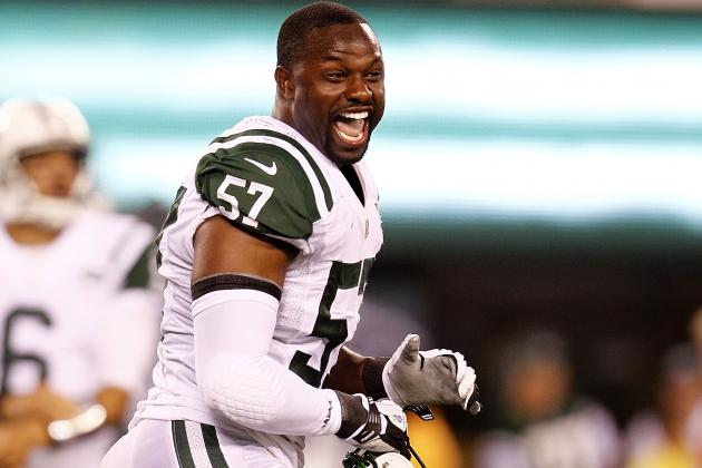 Bart Scott Reportedly out vs. Dolphins