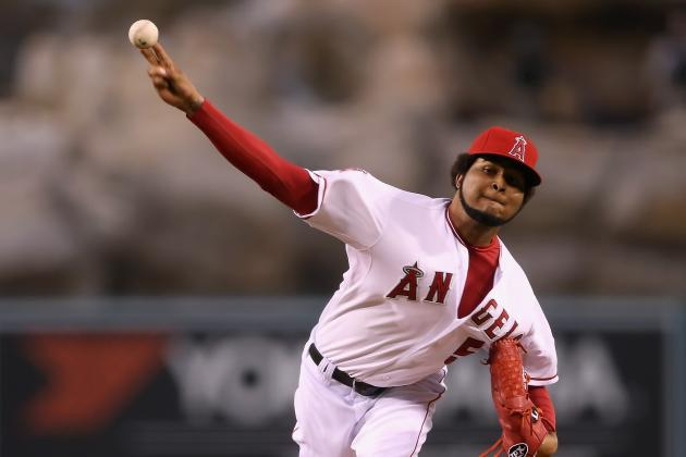 Kansas City Royals Should Try to Sign Ervin Santana