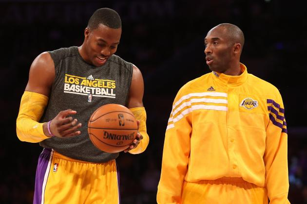 Dwight Howard: Chemistry with Kobe Bryant Will Make Lakers Champions