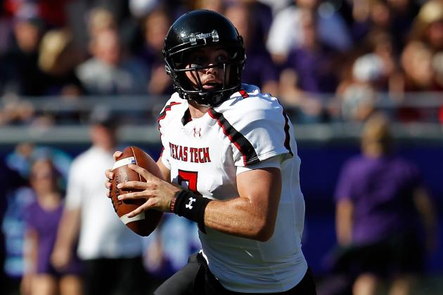 Film Room: Texas Tech Misdirection