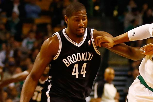 Nets Waive James Mays and Carleton Scott