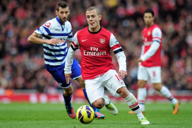 Arsenal 1-0 QPR: As It Happened