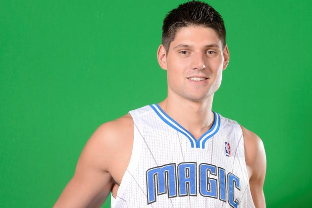 Magic Exercise Third-Year Option on Center Nikola Vucevic