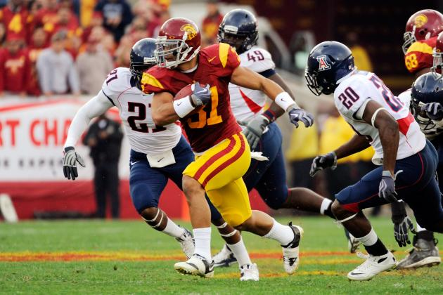 USC vs. Arizona: Live Scores, Analysis and Results