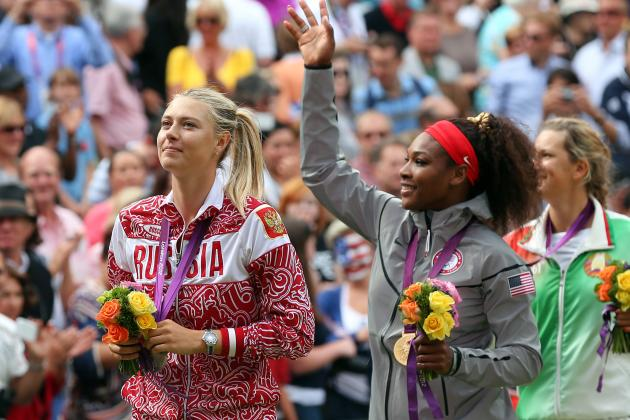 Williams and Sharapova into Final