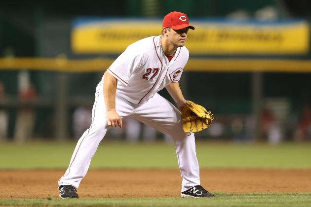 Scott Rolen: End of an Era at 3B for the Cincinnati Reds