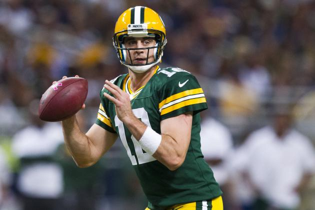 Fantasy Football Week 8 Rankings: Updated Top 25 Quarterbacks