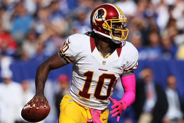 Redskins vs. Steelers: Big Plays by RGIII Won't Be Enough to Pull off Upset Win