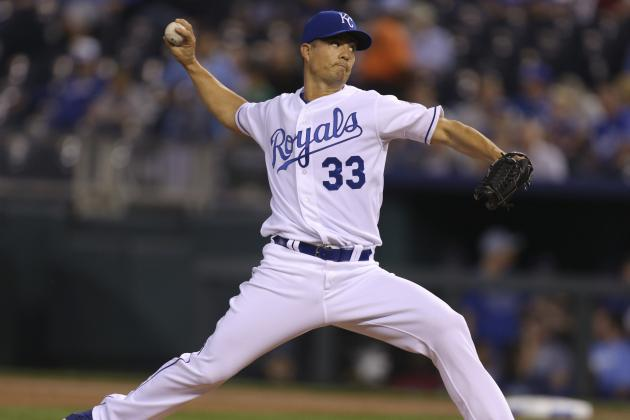 Royals Notebook: Guthrie Appears Headed for Free Agency