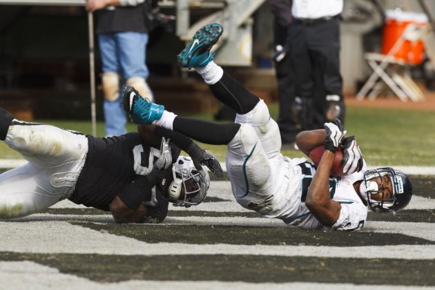 Week 8 Waiver Wire: Why Jaguars' RB Rashad Jennings Is a Smart Pickup
