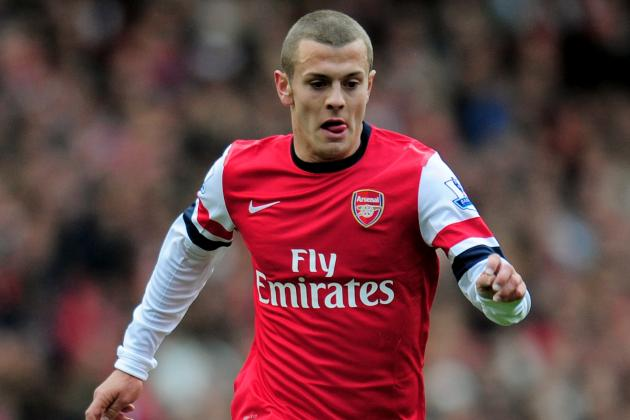 Jack Wilshere Was Happy to Play His First Arsenal Game in 17 Months