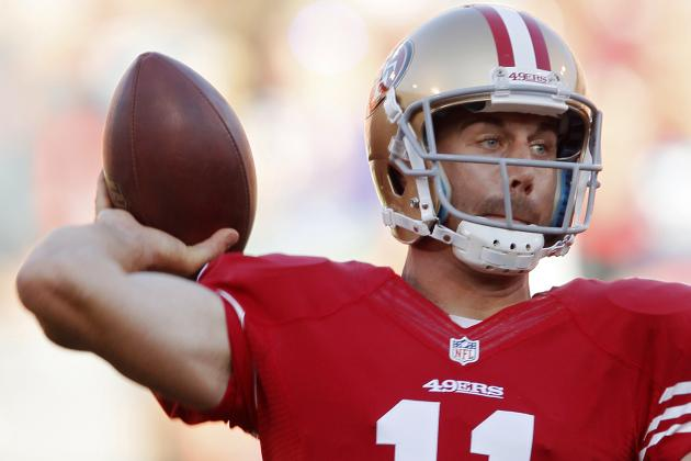 How Has Alex Smith's Game Evolved over the Course of His 49ers Career?