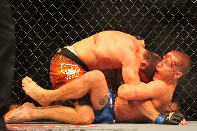 UFC on FUEL TV 6: Chopping Block for Mac Danzig or Takanori Gomi?