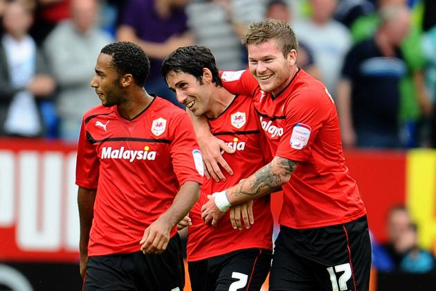 EPL Promotion Watch: Cardiff Take Lead in Table as Leicester Lose at Home