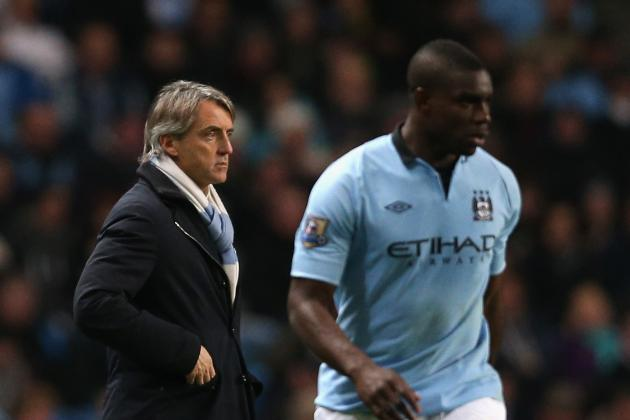 Micah Richards Injury: Updates on Manchester City Star's Knee