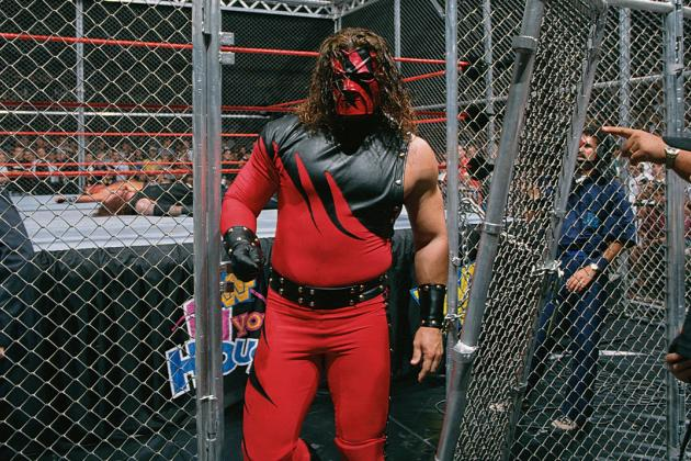WWE Hell in a Cell May Be the Night of Run-Ins