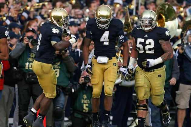Notre Dame vs. Oklahoma: Who Steps Up in George Atkinson III's Place for Irish?