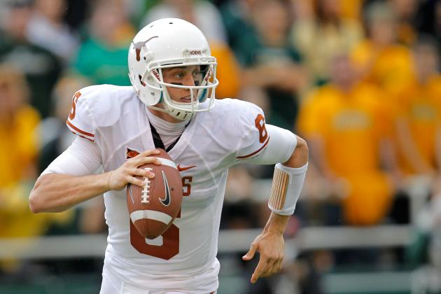 Texas Narrowly Avoids Upset Bid from Kansas in 21-17 Win