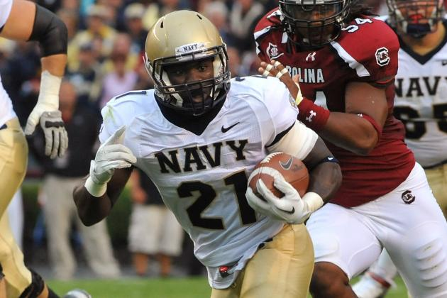 ESPN Gamecast: Navy vs East Carolina