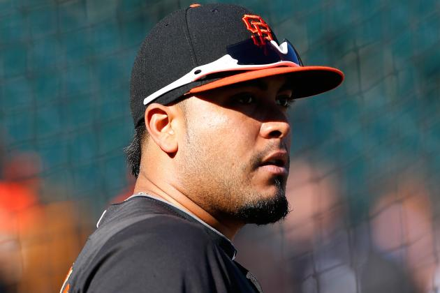 Giants Announce Starting Lineup for WS Game 3