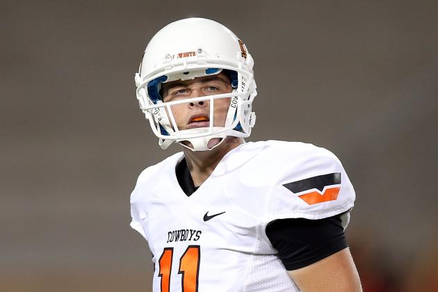 Wes Lunt Returns to Start at QB Against TCU