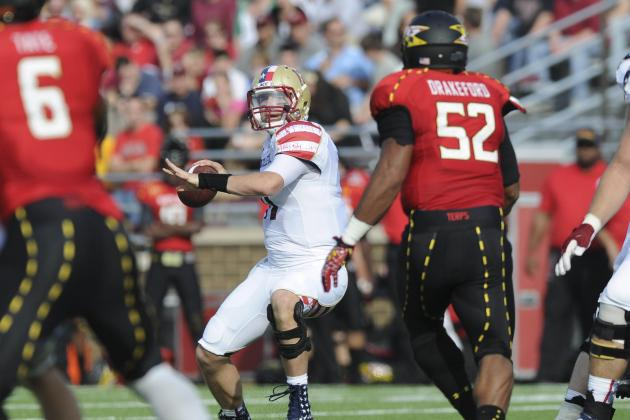 Rettig Lifts BC Over Maryland