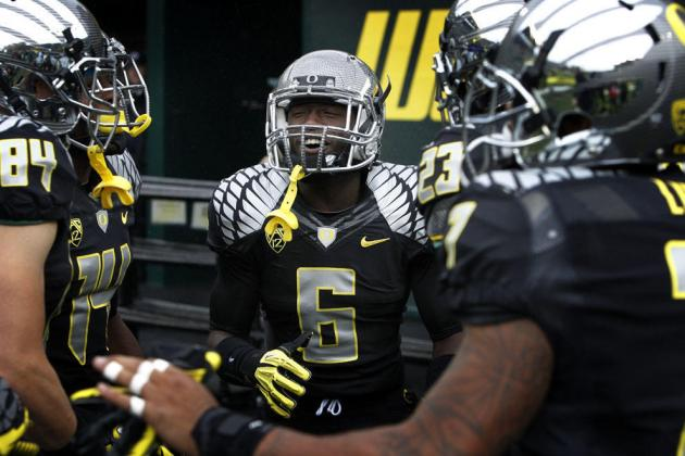 New Oregon Football Uniforms Might Be the Best Yet