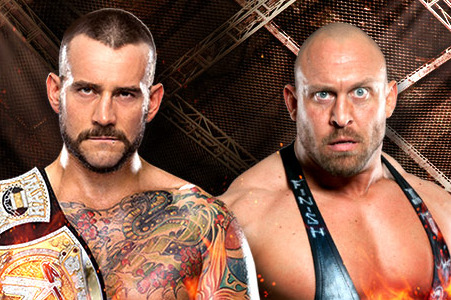 Hell in a Cell: WWE Championship CM Punk vs. Ryback [Young Guns Round-Table]