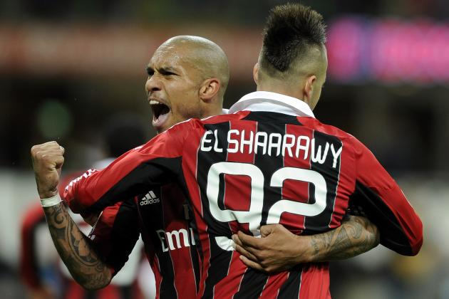 El Shaarawy Strike Gives Milan Much-Needed Win over Genoa