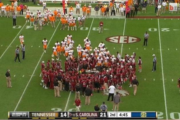 Marcus Lattimore Injury: Players React with Twitter Support for Carolina Star