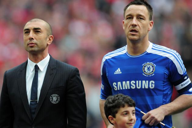 Roberto Di Matteo Dismisses Ashley Cole, John Terry Exit Talk